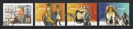 Portugal 2001 : Timbres Yvert & Tellier N° 2522 - 2531 - 2533 - 2534 - 2537 - 2538 Et 2539 Oblitérés - Gebraucht