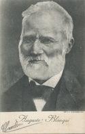 Peinture Alexandrovitch . Auguste Blanqui Né à Puget Theniers . Revolutionnaire Socialiste - Hommes Politiques & Militaires