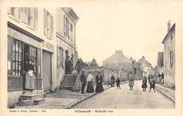 77-VILLEVAUDE- GRANDE RUE - Autres Communes