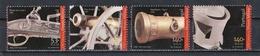 Portugal 2001 : Timbres Yvert & Tellier N° 2498 - 2499 - 2500 Et 2501 Oblitérés - Gebraucht