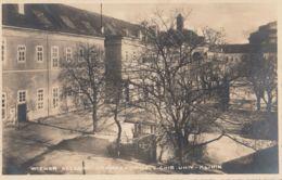 AK - Wien IX. - Innenhof Des Wiener Allgem. Krankenhauses 1935 - Vienna