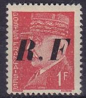 LIBÉRATION  Pons  N°4**  Type II - Libération