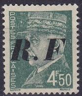 LIBÉRATION  Pons  N°11**  Type II - Libération