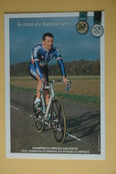 CYCLISME: CYCLISTE : BERNARD CHAMPENOIS - Ciclismo