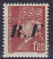 LIBÉRATION  Pons  N°5**  Type II - Libération