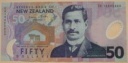 New Zealand 50 Dollars 2014 UNC P- 188c - Nieuw-Zeeland