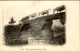 CHINE - Carte Postale - Pont Près De Sui Gan Fou - L 58590 - Chine