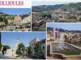 83- OLLIOULES-Vues Du Village - Ollioules