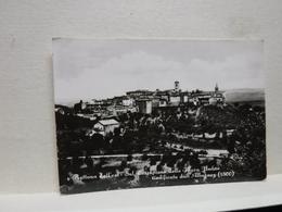 BETTONA  -- PERUGIA  ---  DALL'EST SUL TERRAPIENO DELLE MURA UMBRE - Perugia