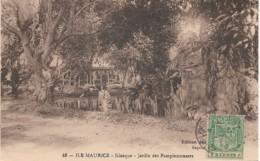 MAURICE   KIOSQUE  JARDIN DES PAMPLEMOUSSES)            (EDIT  MAGASINS REUNIS ) - Mauritius