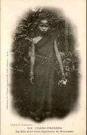 LAOS - Carte Postale -  Luang Prabang - Fille D'un Haut Dignitaire Du Royaume - L 58598 - Laos