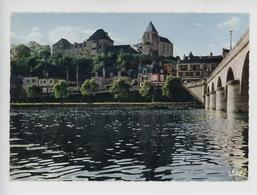 Le Blanc (Indre) Le Pont Et Le Vieux Chateau - Le Blanc