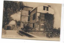 64 GUETHARY CHATEAU DE LAHARRAGA - Guethary