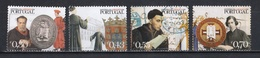 Portugal 2003 : Timbres Yvert & Tellier N° 2658 - 2659 - 2660 - 2661 - 2674 - 2675 Et 2676 Oblitérés. - Gebraucht