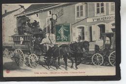 CELLES SUR PLAINE - L'ancien Courrier - France