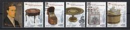 Portugal 2003 : Timbres Yvert & Tellier N° 2677 - 2678 - 2679 - 2680 - 2681 - 2682 - 2701 - 2702 - 2703 - 2704 Et 2705 O - Gebraucht