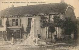 ANGIREY Par Gy - Le Monument Aux Morts. - Altri Comuni