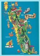 1767 - DENEMARKEN - DENMARK - FANO - MAP - Cartes Géographiques