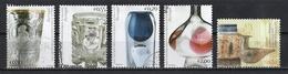 Portugal 2003 : Timbres Yvert & Tellier N° 2708 - 2709 - 2710 - 2711 - 2713 - 2714 - 2715 Et 2716 Oblitérés. - Gebraucht