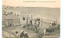 85* SABLES D OLONNE  Plage - Ecuries Anes - Sables D'Olonne