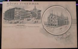Milan Hôtel Victoria - Milano (Milan)