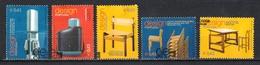 Portugal 2003 : Timbres Yvert & Tellier N° 2717 - 2718 - 2719 - 2720 - 2721 - 2722 - 2723 - 2724 Et 2725 Oblitérés. - Gebraucht