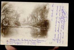 Philippeville : Les Bords De L'Oued Zéramma (scan Resto Verso) - Skikda (Philippeville)