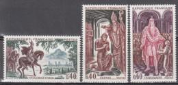 France 1495 à 1497  ** - Unused Stamps