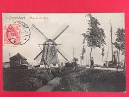 Gravenhage Pays Bas Nederland  Molen By Den Haag Moulin à Vent En 1912 - Den Haag ('s-Gravenhage)
