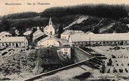 Warmifontaine Vue De L'Ardoisière édit Lallemand Marbehan 1911 - Neufchateau