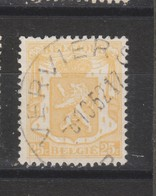 COB 710 Oblitération Centrale VERVIERS - 1935-1949 Small Seal Of The State