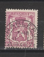 COB 479 Oblitération Centrale CHARLEROI - 1935-1949 Small Seal Of The State
