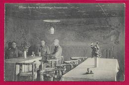 CPA Militaria - Bois Le Prêtre - Offizier Kasino Im Grolmanlager - Guerre 1914-18