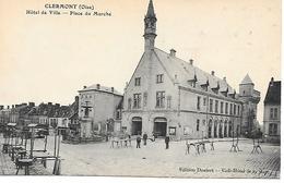 60    Clermont      Place Du Marché - Clermont