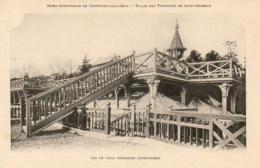D78 CARRIÈRES SOUS BOIS HOME SANATORIUM Trois Terrasses Superposées   Villa Des Terrasses De Saint Germain Mesnil Le Roi - Maisons-Laffitte