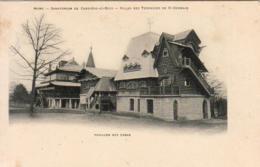 D78 CARRIÈRES SOUS BOIS HOME SANATORIUM Pavillon Des Esbas   Villa Des Terrasses De Saint Germain Mesnil Le Roi - Maisons-Laffitte