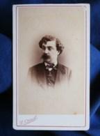 Photo CDV Cairol à Oran - Portrait De Jules Mahias, Préfet, Daté Juin 1873 L498D - Anciennes (Av. 1900)