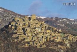 (C344) - PERETO (L'Aquila) - Panorama - L'Aquila