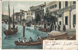 PORTO DI SALO' - Brescia
