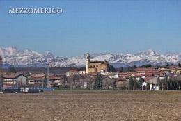 (C348) - MEZZOMERICO (Novara) - Panorama - Novara