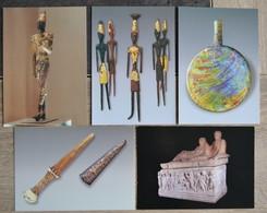 CPM  LIBAN NEUVES  BEIRUT NATIONAL MUSEUM  VOIR SCANS - Liban