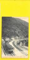 OLETTE Rare Chemin De Fer De Montlouis (Labouche) Pyrénées Orientales (66) - Francia