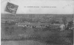 BASSENS - Vue Générale Sur La Gare - Sonstige Gemeinden