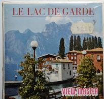VIEW MASTER  : LE LAC DE GARDE  ITALIE  C 037 :  POCHETTE DE 3 DISQUES - Visionneuses Stéréoscopiques