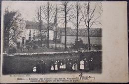 BELGIQUE BELGIE Cpa Postcard - MOL MOLL - 1903 Klooster Der Zusters Van Den H. Vincentius A Paul - Mol