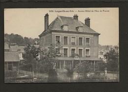 76 Longueville Sur Scie / Ancien Hôtel De L'Ecu De France - Other Municipalities