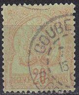 TUNESIEN TUNISIA [1893] MiNr 0023 ( O/used ) - Tunisie (1888-1955)