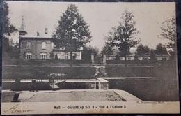 BELGIQUE BELGIE Cpa Postcard - MOL MOLL - 1903 Gezicht Op Sas 3 - Vue à L'Ecluse 3 - Mol