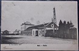 BELGIQUE BELGIE Cpa Postcard - MOL MOLL - 1903 Statie - Gare - Mol