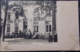 BELGIQUE BELGIE Cpa Postcard - MOL MOLL - 1903 Hôtel Du Duc De Brabant - Mol